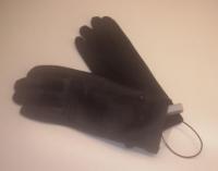Перчатки б/и кожа жен. Осень-Зима 2016