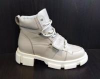 Ботинки Stella Vinci кожа жен. Осень-Зима 2020