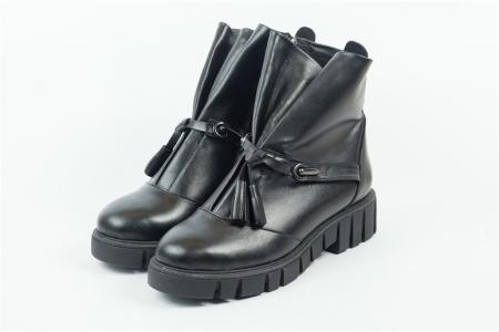 Ботинки AIIS кожа жен. Осень-Зима 2019